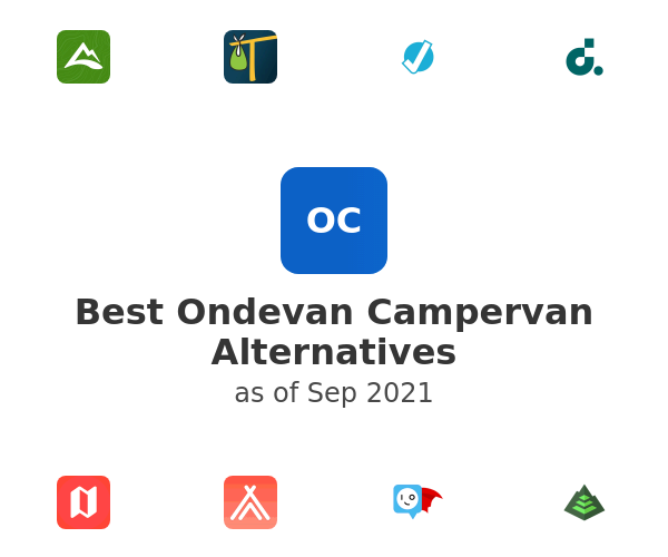 Best Ondevan Campervan Alternatives