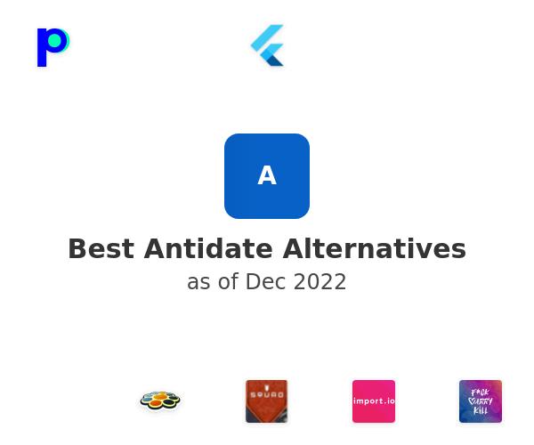 Best Antidate Alternatives