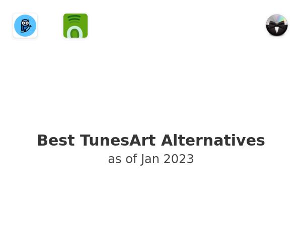 Best TunesArt Alternatives