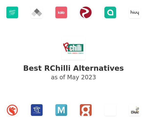 Best RChilli Alternatives