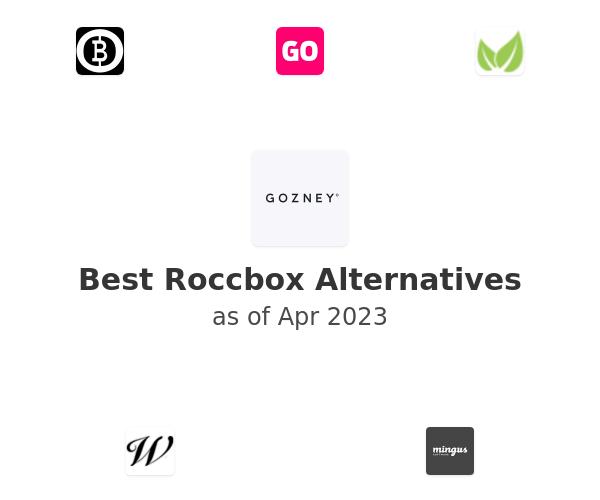 Best Roccbox Alternatives