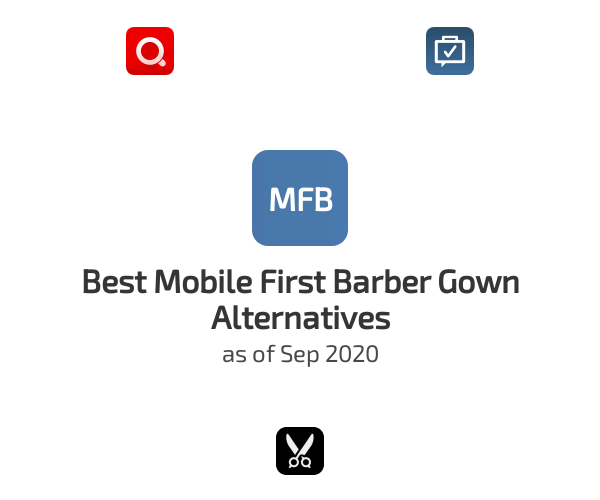 Best Mobile First Barber Gown Alternatives