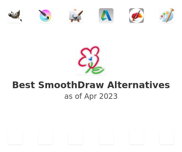 Best SmoothDraw Alternatives