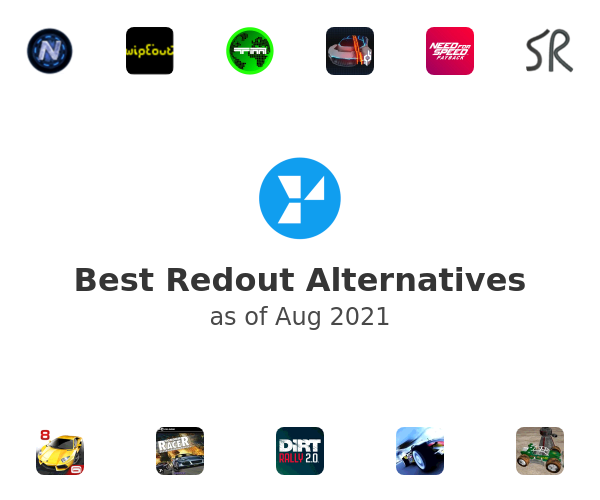 Best Redout Alternatives