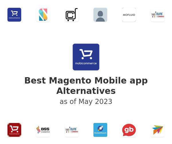 Best Magento Mobile app Alternatives