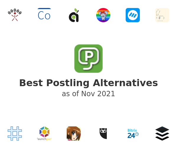Best Postling Alternatives