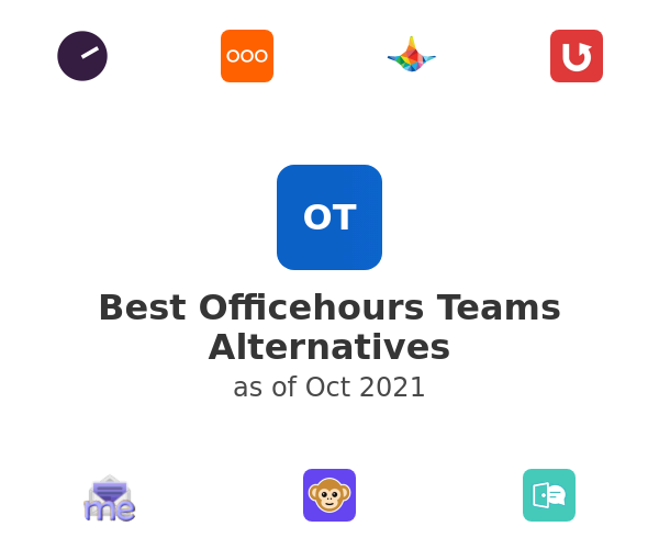 Best Officehours Teams Alternatives
