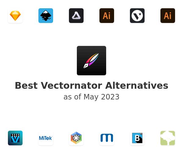 Best Vectornator Alternatives