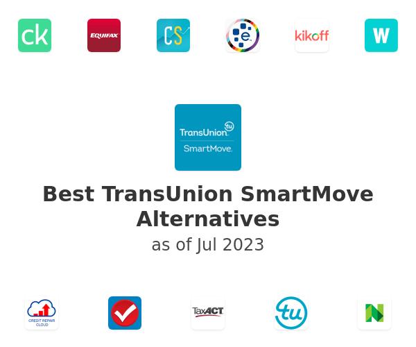 Best TransUnion SmartMove Alternatives