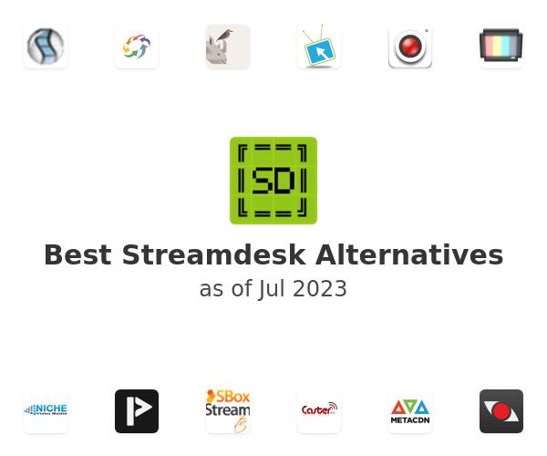 Best Streamdesk Alternatives