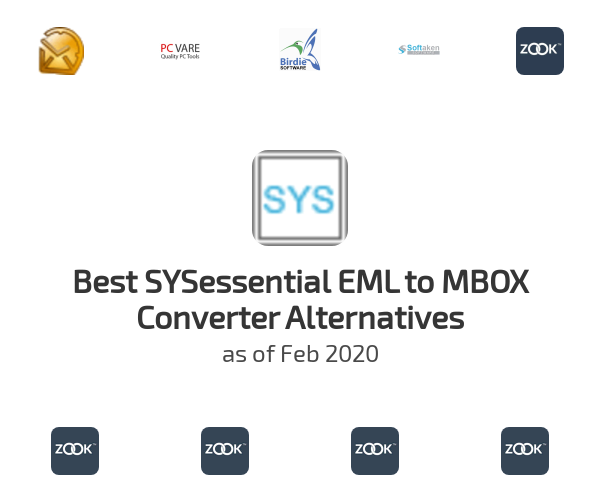 Best SYSessential EML to MBOX Converter Alternatives