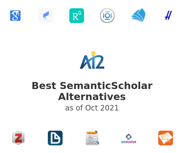 Best SemanticScholar Alternatives