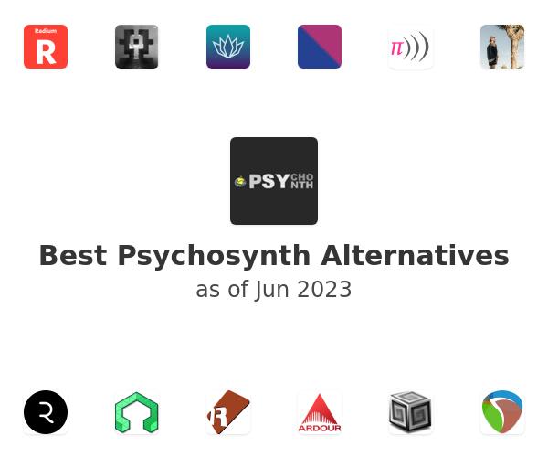 Best Psychosynth Alternatives
