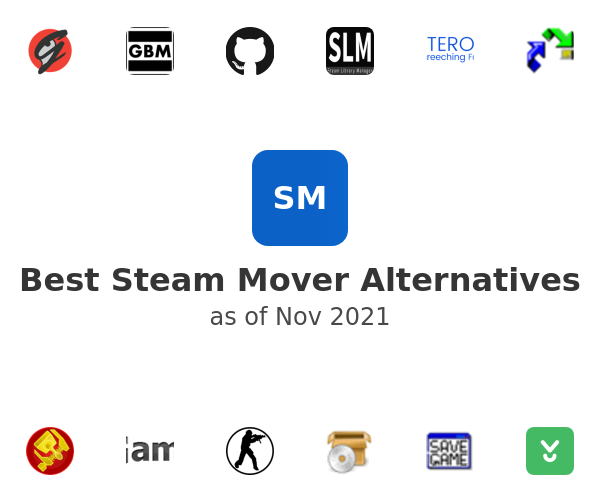 Best Steam Mover Alternatives