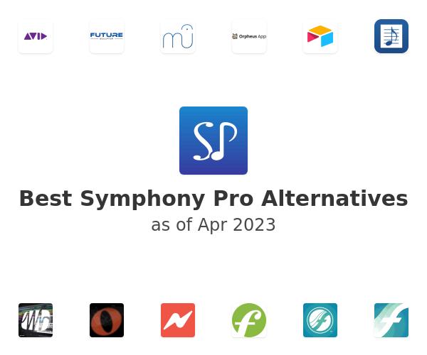 Best Symphony Pro Alternatives