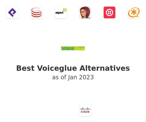 Best Voiceglue Alternatives