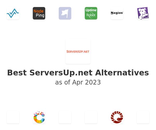 Best ServersUp.net Alternatives