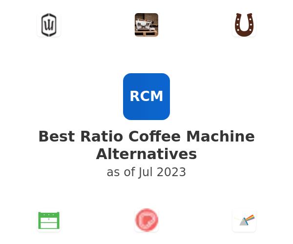 Best Ratio Coffee Machine Alternatives