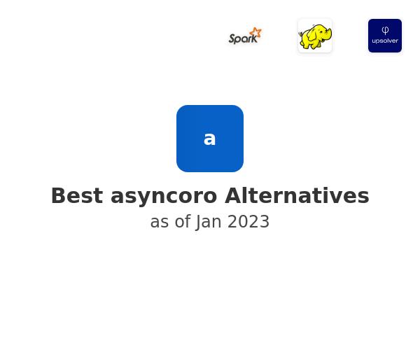 Best asyncoro Alternatives