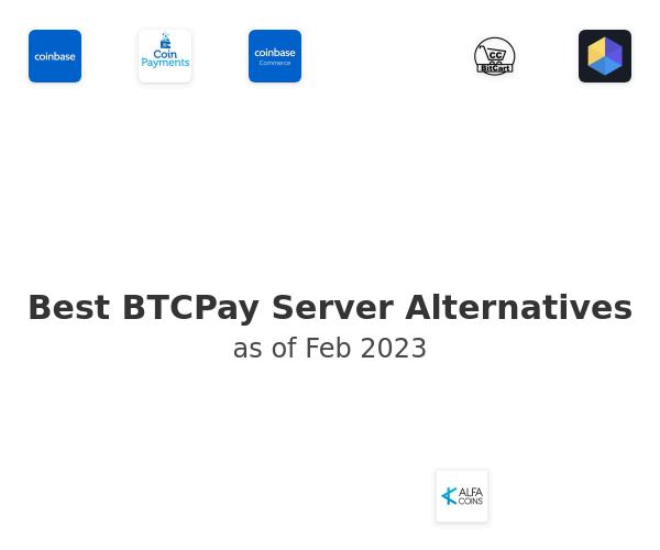 Best BTCPay Server Alternatives