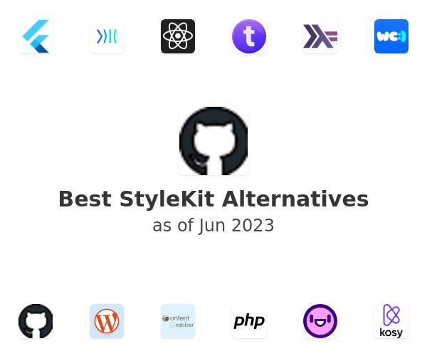 Best StyleKit Alternatives