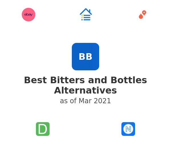 Best Bitters and Bottles Alternatives