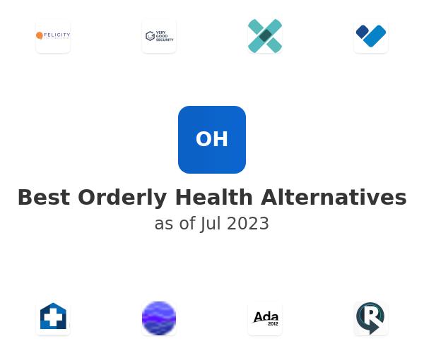 Best Orderly Health Alternatives