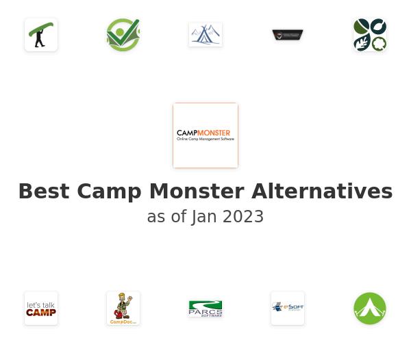 Best Camp Monster Alternatives