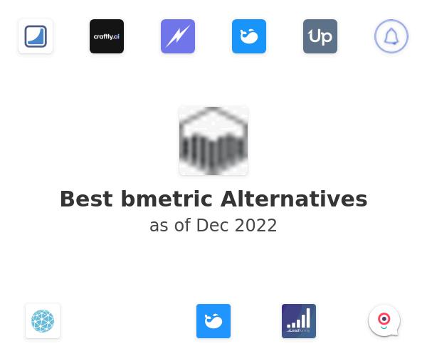 Best bmetric Alternatives