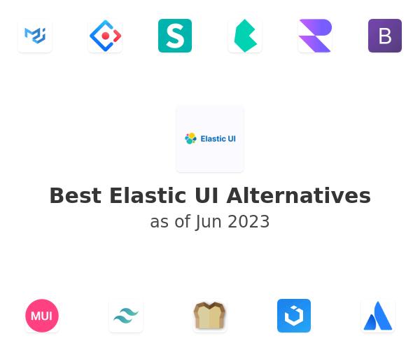 Best Elastic UI Alternatives