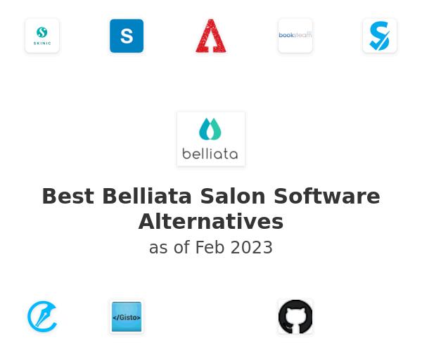 Best Belliata Salon Software Alternatives
