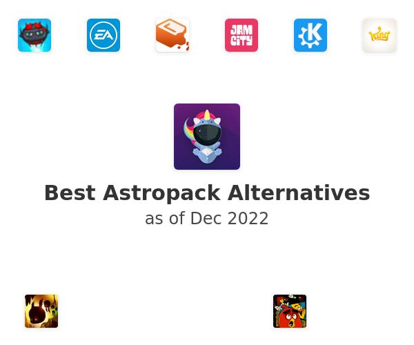 Best Astropack Alternatives