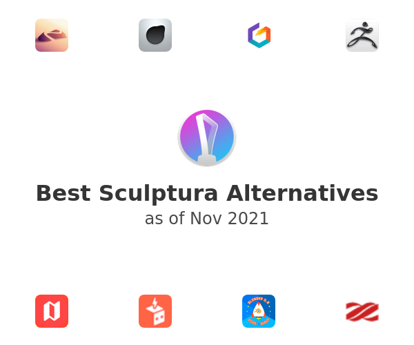 Best Sculptura Alternatives