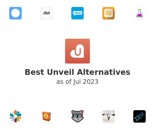 Best Unveil Alternatives