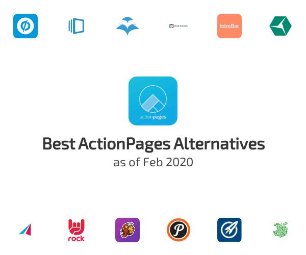 Best ActionPages Alternatives