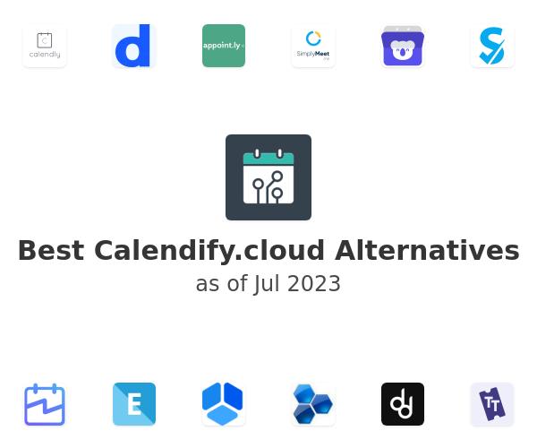 Best Calendify.cloud Alternatives