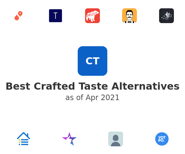 Best Crafted Taste Alternatives