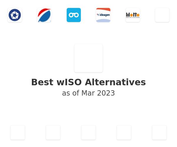 Best wISO Alternatives
