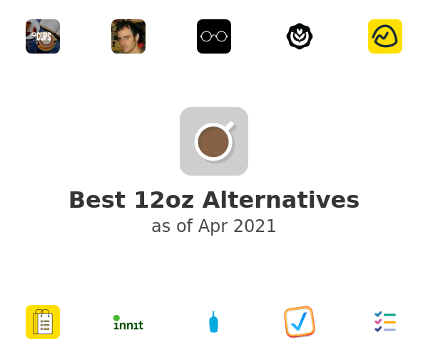 Best 12oz Alternatives