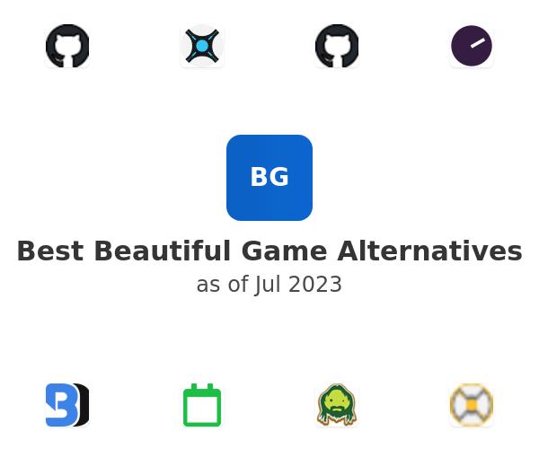 Best Beautiful Game Alternatives