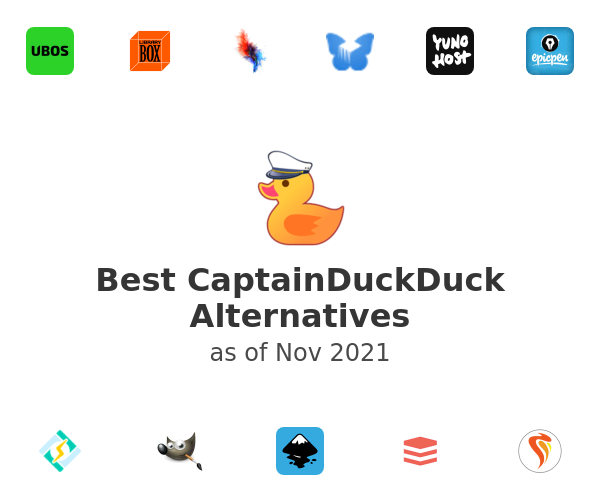 Best CaptainDuckDuck Alternatives