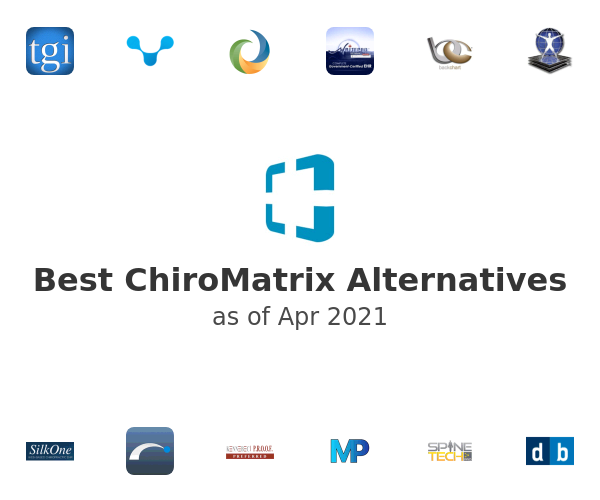 Best ChiroMatrix Alternatives