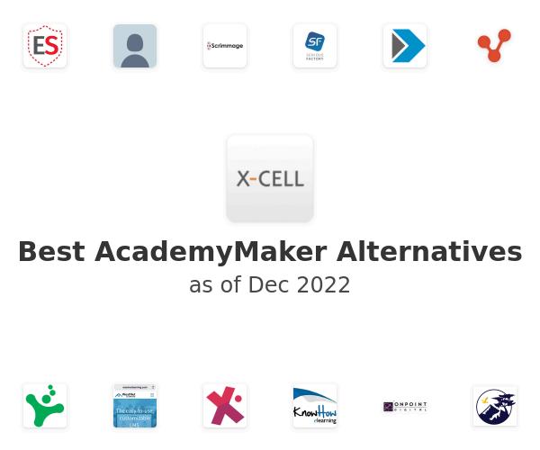 Best AcademyMaker Alternatives