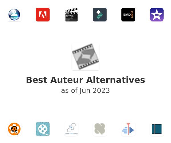 Best Auteur Alternatives