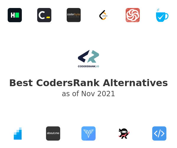 Best CodersRank Alternatives