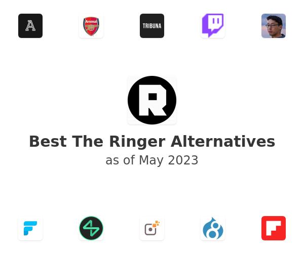Best The Ringer Alternatives
