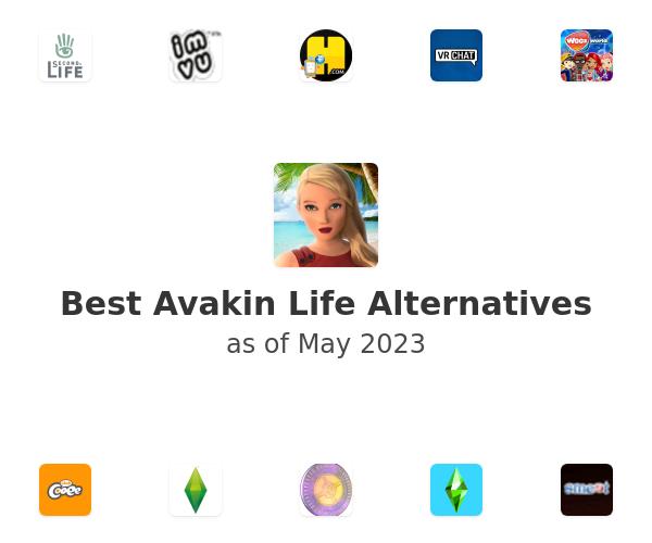 Best Avakin Life Alternatives