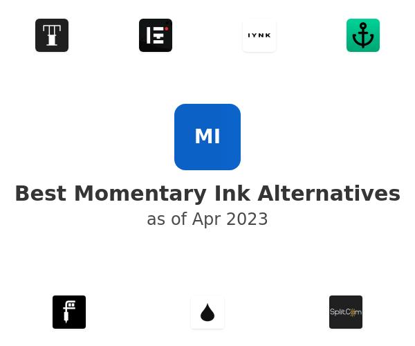 Best Momentary Ink Alternatives
