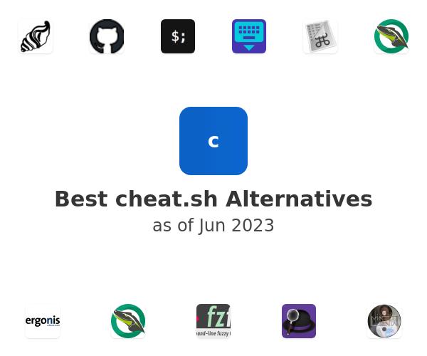 Best cheat.sh Alternatives