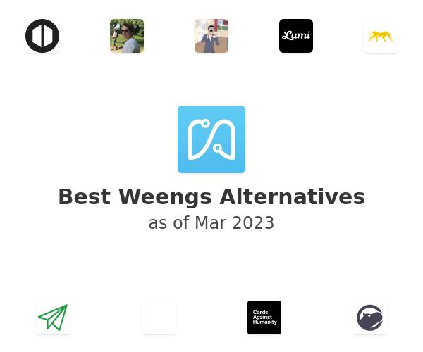 Best Weengs Alternatives